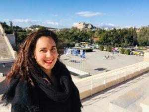 Portrait Magali fondatrice voyage, emploi et retour en France