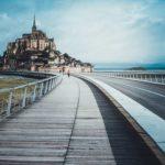 Mont Saint Michel retour en France