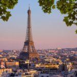 retour en France paris