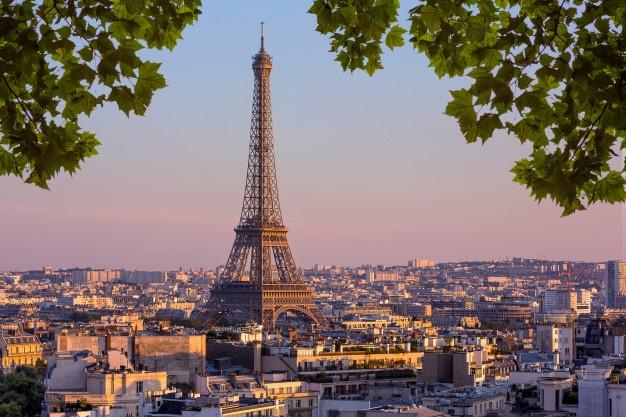 view-paris-france