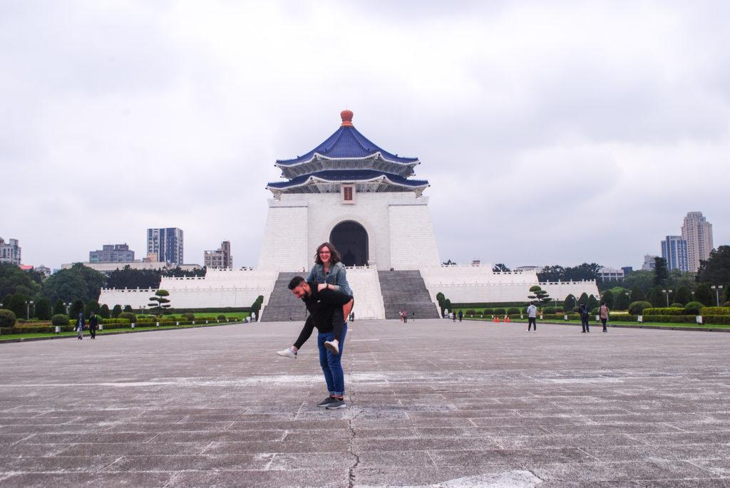 PVT Taïwan aventure