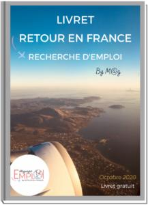 Livret retour en France et recherche d'emploi