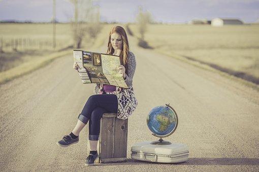 être demandeur d'emploi et voyager