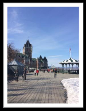 Etudier au Quebec