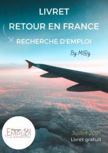 Livret du retour en France et de la recherche d'emploi 2021